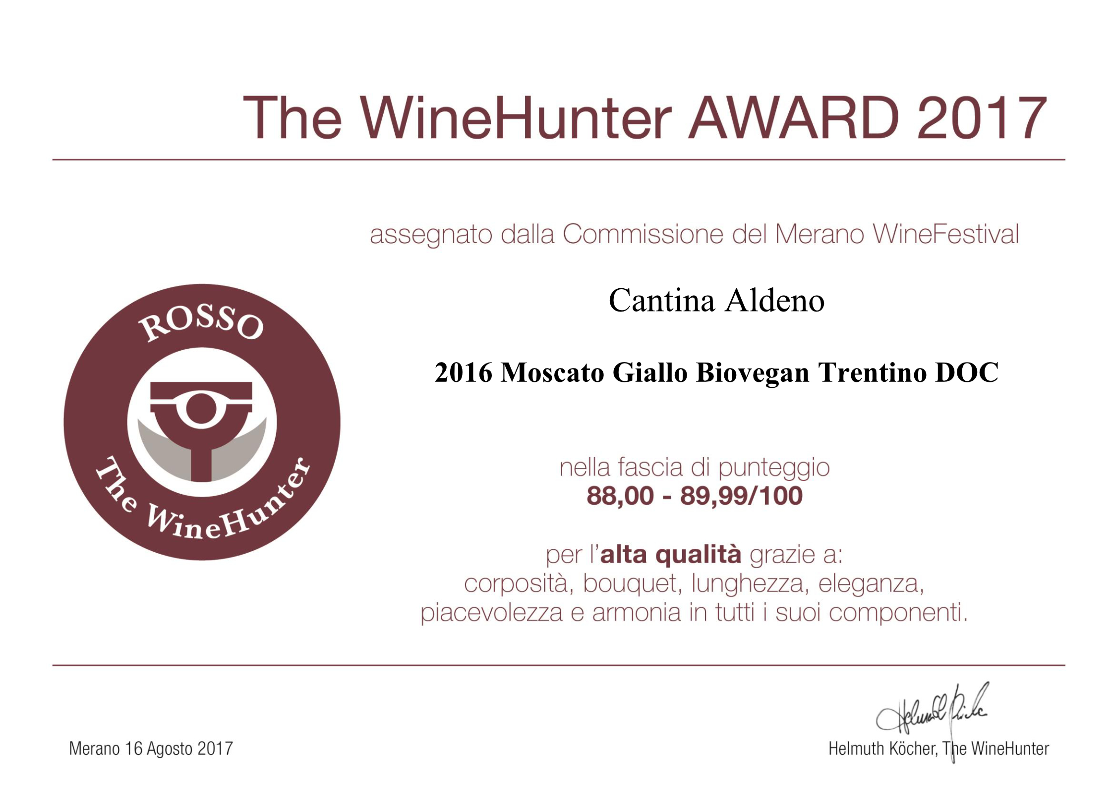 20170825 WineHunter MoscatoGiallo small