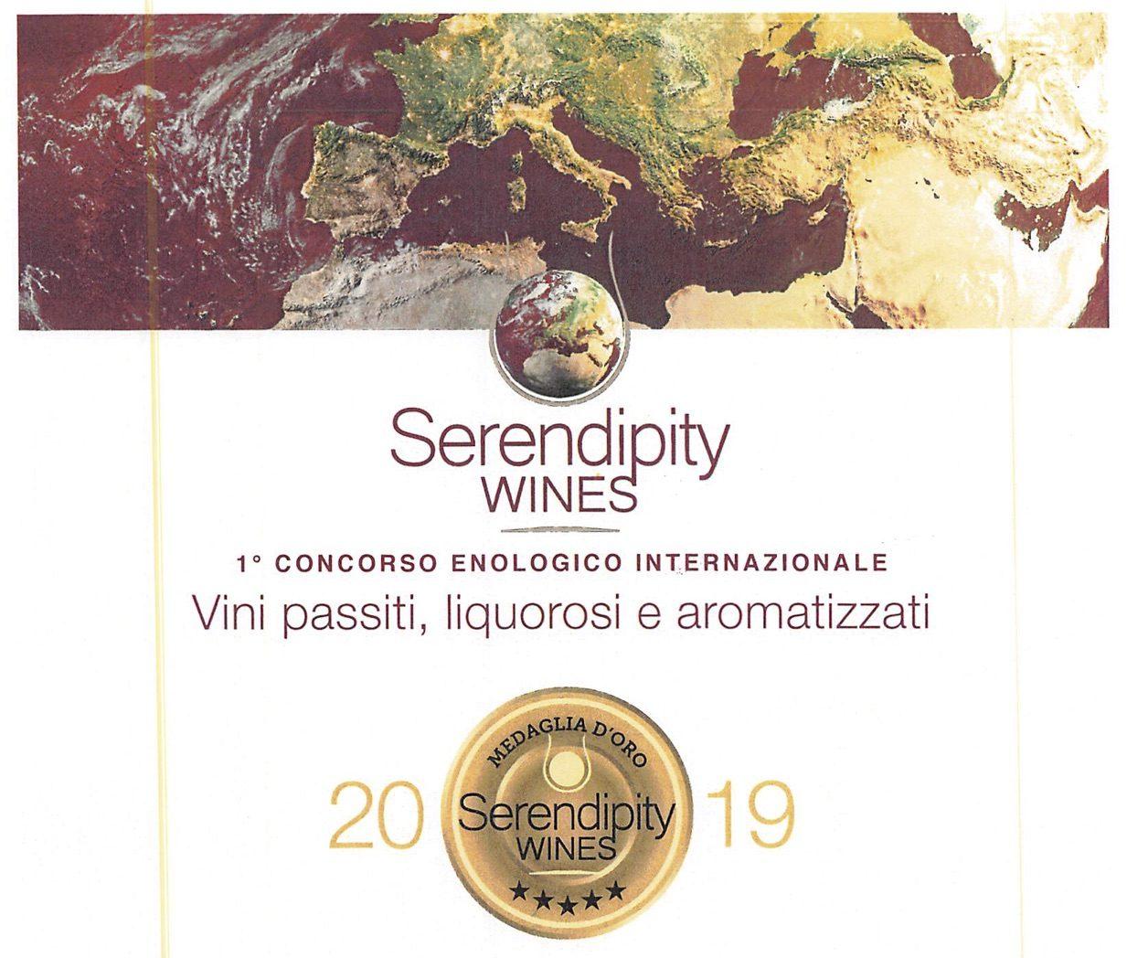Serendipity Wines: Subito Oro Per Cantina Aldeno